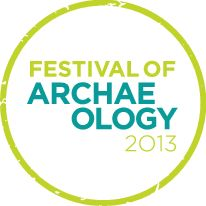 Festival of British Archaeology Logo